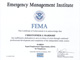 FEMA IS-018 certificate thumb