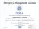 FEMA IS-100 Certificate thumb