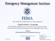 FEMA IS-279 Certificate Thumb