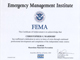 FEMA IS-340 Certificate Thumb