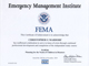 FEMA IS-366 Certificate Thumb