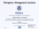FEMA IS-547 Certificate Thumb